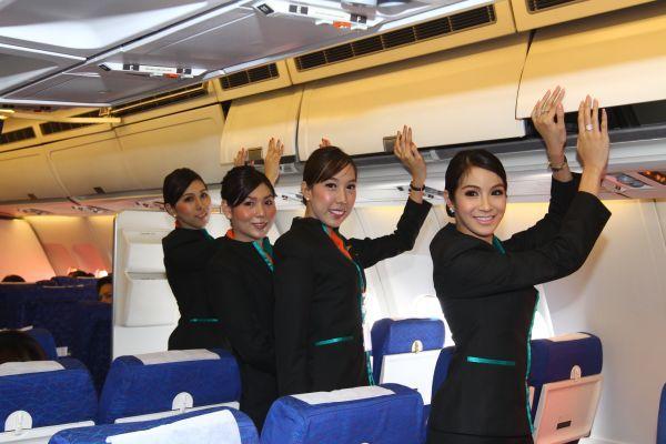 ladyboy flight attendant(圧縮)